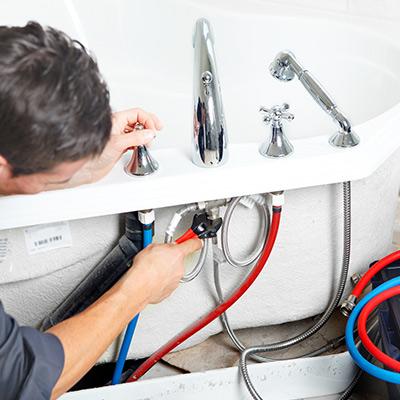 Leak Plumbing