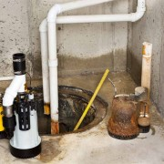 Replacing-The-Old-Sump-Pump